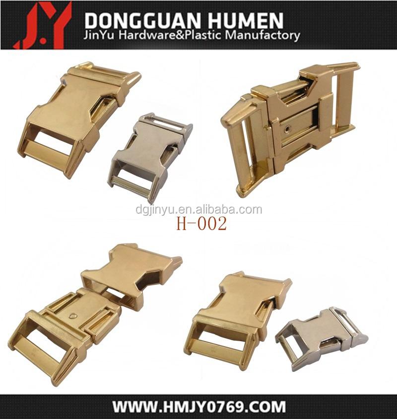 Jinyu Metal Buckles For Straps Metal Name Plate Belt Buckles