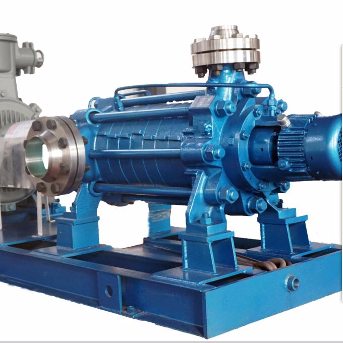high pressure chemical centrifugal hot crude oil pump with api and atex