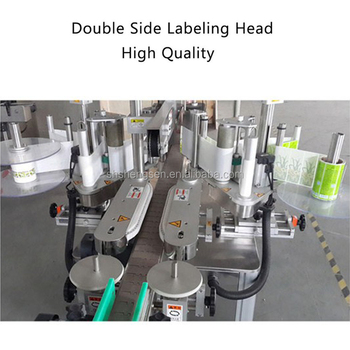 Best Price Superior Quality Automatic Double Head Bottle Labeling Machine