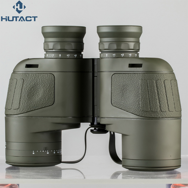 Powerful Russian Military 10x50 Marine Telescope Digital Compass Distance Measuring Low-Light Level Night Vision Binoculars