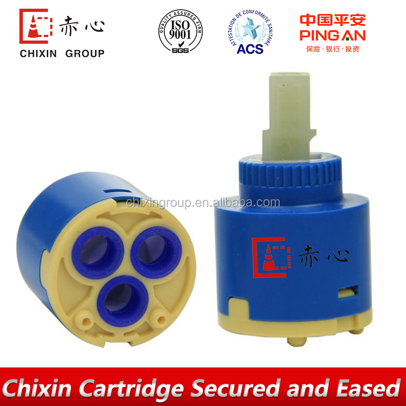 high quality 35mm 40mm Faucet Ceramic Cartridge without distributor