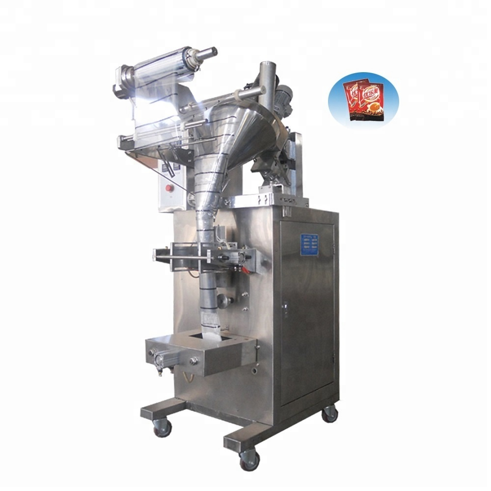 New product 2017 automatic edible oil packing machine manufactured in China