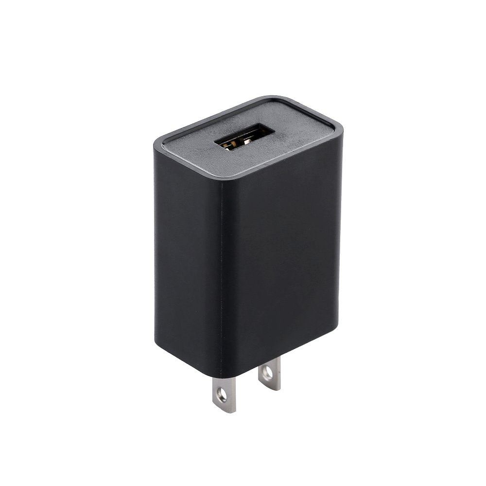 Wholesale US Plug AC Travel 5V 2.4A Single USB Wall Charger for IPhone IPad Samsung Mobile Phone Tablet