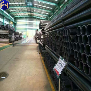 construction building material mild erw pipe 26 inch large diameter steel tube alibaba china market