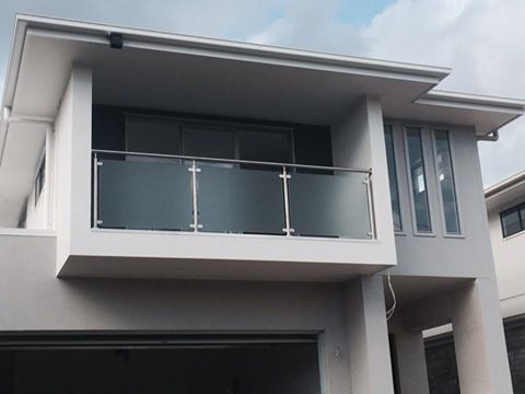 Stainless Steel Handrails For Outdoor Steps Exterior
