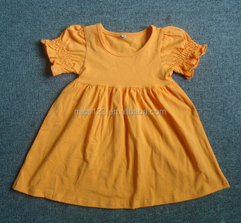 Old-Fashioned Dresses for Girls