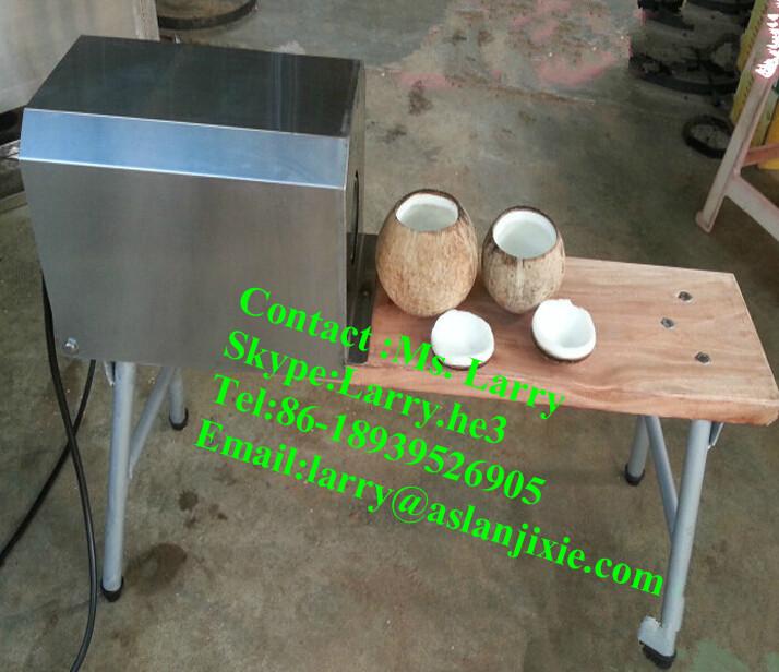 Coconut Open Cutter/coconut Top Cut Machine