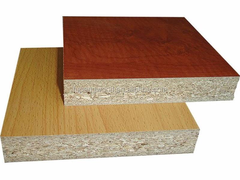 Water resistant panels flakeboards melamine laminated