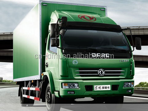 Dongfeng Duolika light duty truck S-Q41with 4 ton capacity & Yunnei engine for sale