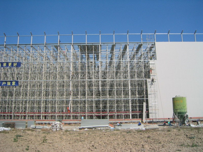 steel structure prefabricated warehouse for building/warehouse/workshop