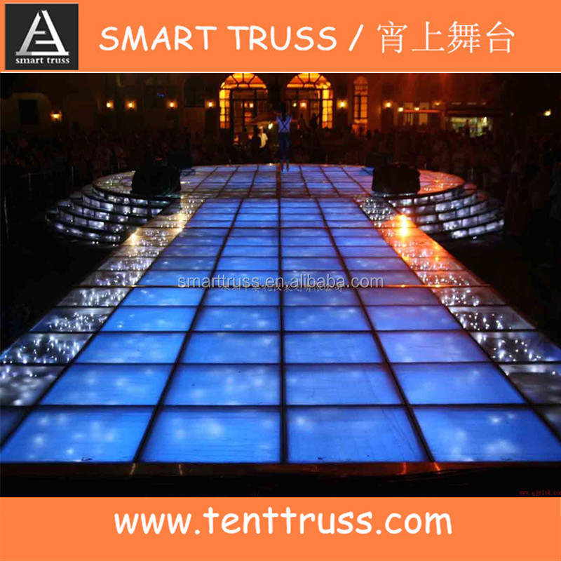 Good Quality Portable Modular Stage Concert Stage Flooring Mobile ...