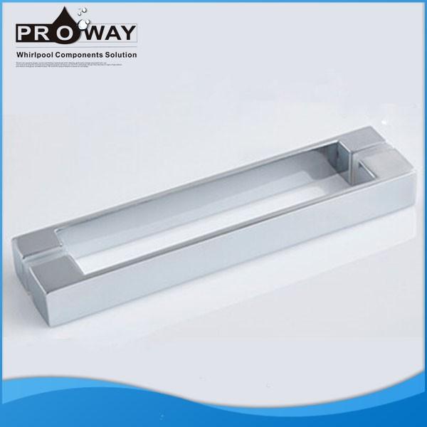 Plastic Shower Glass Door Waterproof Magnetic Seal Strip