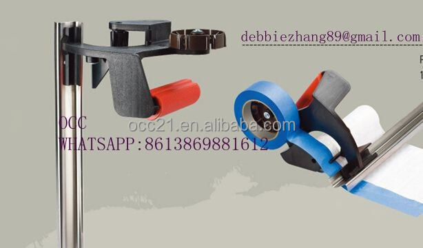dispenser/canister for paint masker