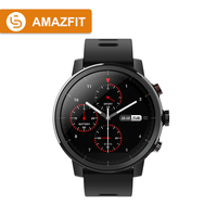 Amazfit Startos Bluetooth watch with Health Monitor and Fitness Tracker GPS Waterproof Xiaomi Amazfit Huami Sport Smart Watch