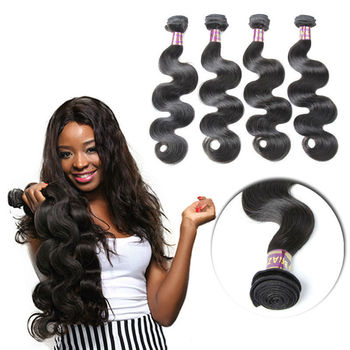 14 16 18 Inch Free Shipping Brazilain 7A Unprocessed Double Weft Hair