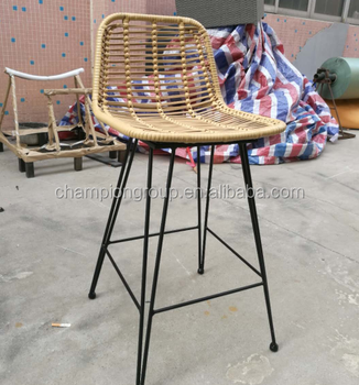 Surprising Black Rattan Bar Stools Wr 3630 B View Rattan Dining Chairs Champion Product Details From Champion Shenzhen Import Export Co Limited On Ocoug Best Dining Table And Chair Ideas Images Ocougorg