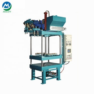 Hot Sale Semi Auto EPS Lost Foam Casting Shape Molding Machine for Accessories Factories