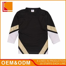 Custom black Stripe Knit Tshirts Bulk Man T Shirt