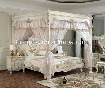 Letto A Baldacchino Classico.Elegante Nuovo Classico Dainty Principessa Cerimonia Nuziale