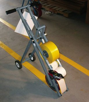 Mighty Line Tape Applicator