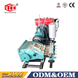 Piston Grout Pump/ Mud Pump/ Grouting Machine Golden Supplier China