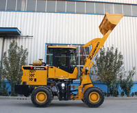 Mini front end Wheel loader 1.2 TON