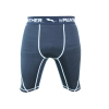 2019 High Elasticity Sports Training Wear Men Wholesale Gym Compression Shorts