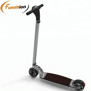 Adult electric motorcycle with 6 inch big tire24V8.8AH 300W battery cheap scooter electric