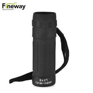 FW-M0821B Mini Size Long Range Monocular Scope 8x21 with Cheapest Price