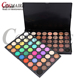Best selling products 2018 in usa cosmetic 80 color glitter eyeshadow wholesale