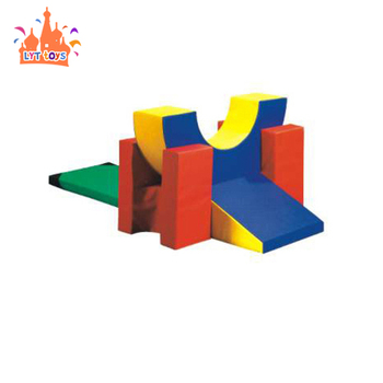 Mini cheap commercial amusement park kids games used soft play indoor soft play area playground