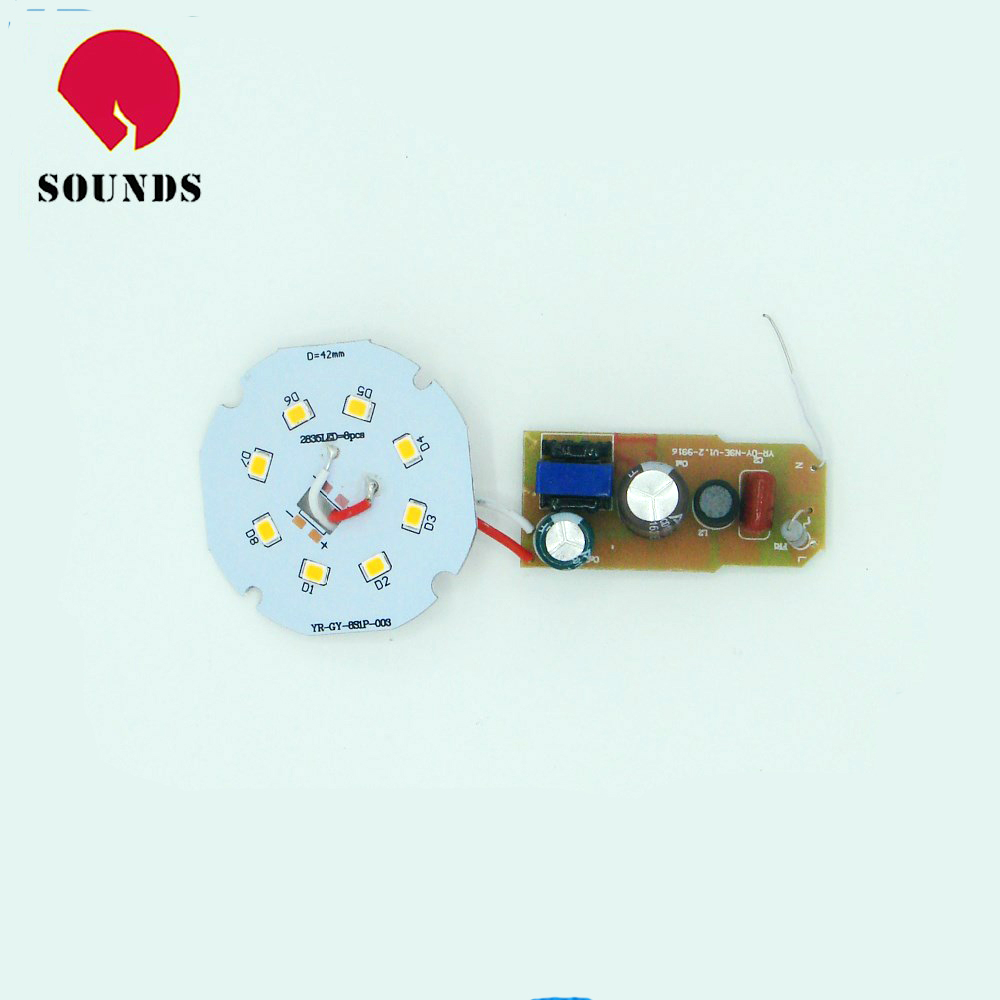 Alarm Lamp Panel Circuit Board Led Emergency Light Lights Ledclockcircuitboard2jpg Pcb Boards Buy Boardled Lightpcb