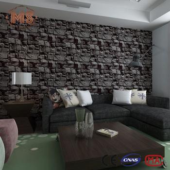 Hot sale 3d stone style wallpaper 3d acoustic wall panel 3d mdf panels