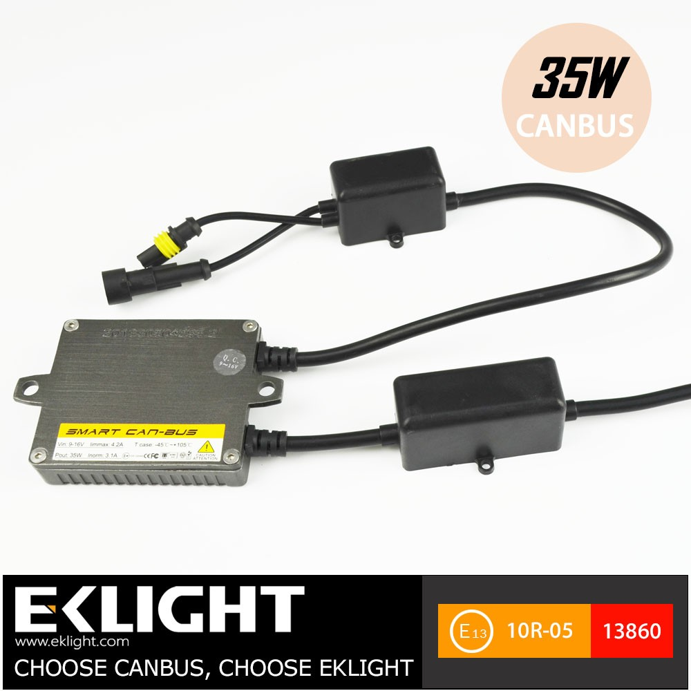 Made In China Easy Installation DIY All In One LED Headlight