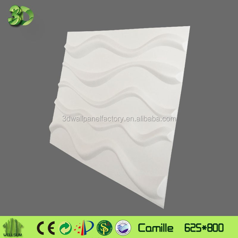 water proof 3d wall panel tiles export south africa new design for TV Walls