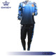 soccer sets long sleeves adult football uniform breathable kids soccer jersey for competition