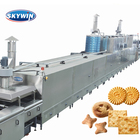 Skywin Industrial Gas or Electric Baking Oven Machine Automatic for Cookies Biscuit Price