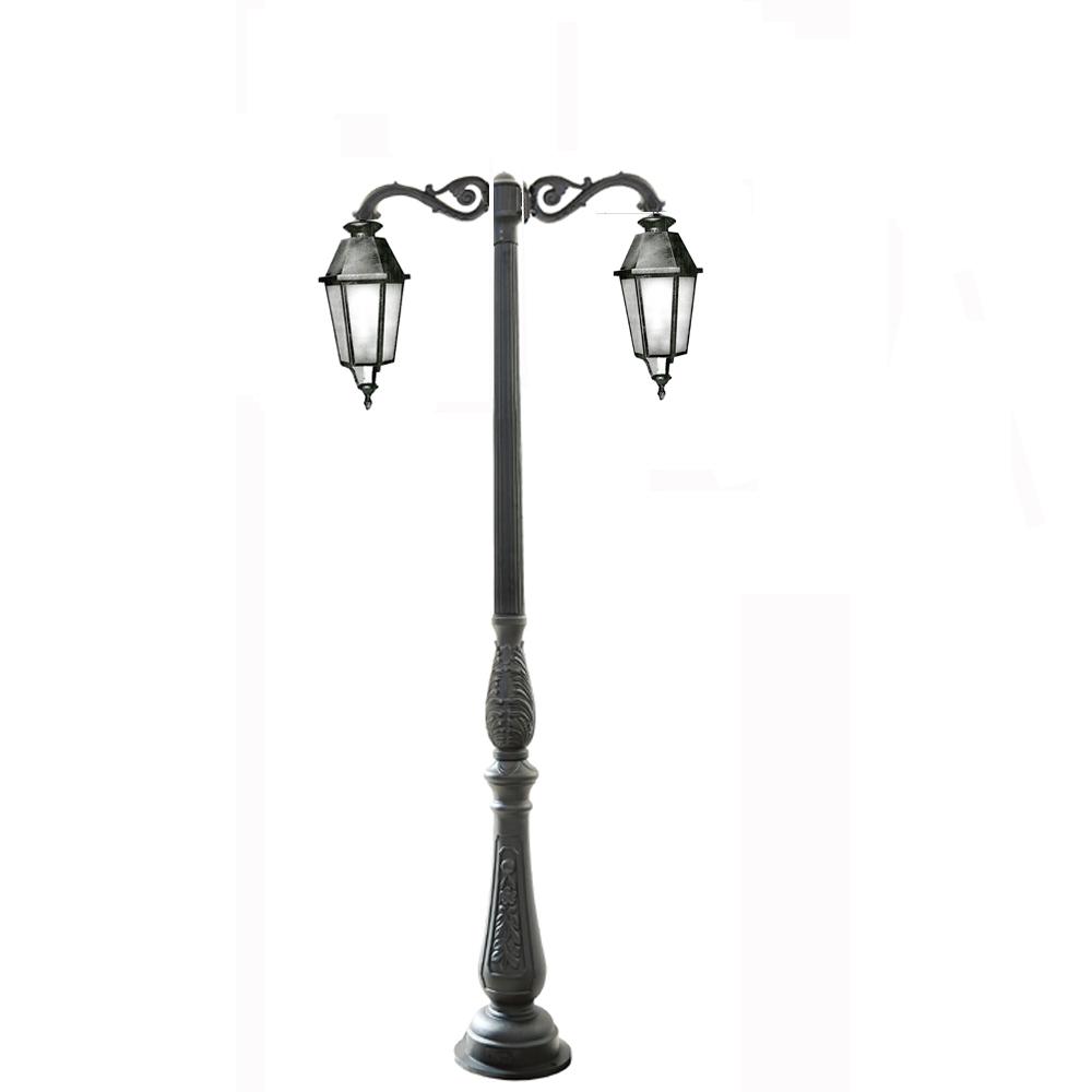 Marvelous Daheng Lighting Decorative Garden Light Post /Top Post Garden Lamp /Antique  Garden Lamp DH