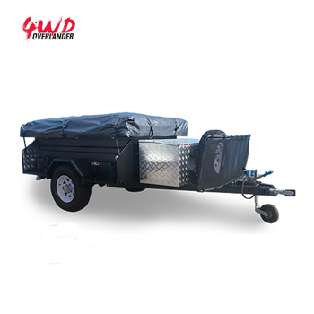 Expedition Pop Up Rear Trailer with Cover