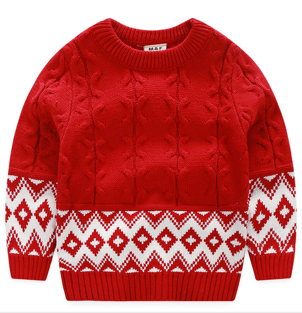 Latest design baby boys clothes kids christmas sweater sweater designs for  kids hand knitted