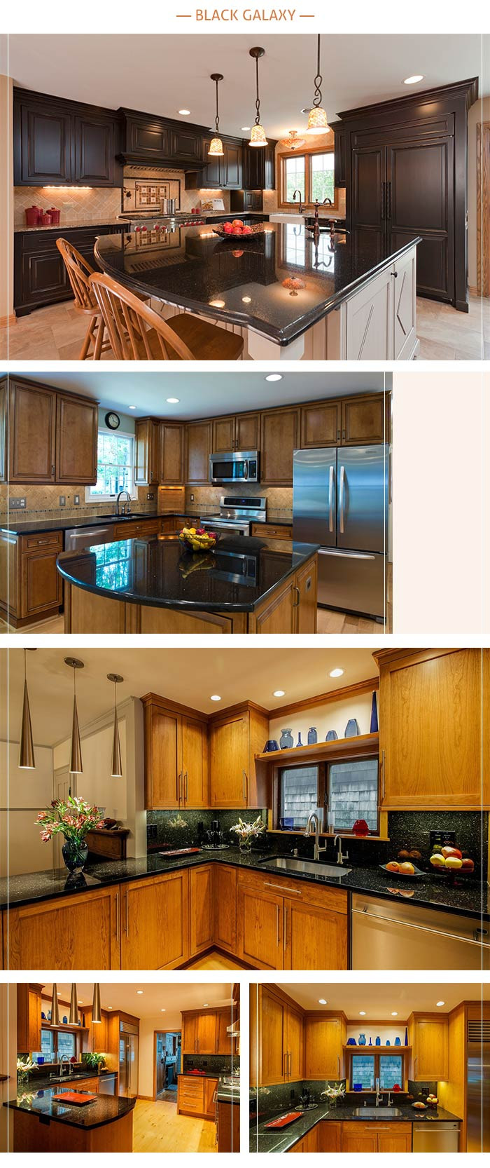 Natural Granite Stone Precut Kitchen Countertop Buy Precut Kitchen Countertop Product On