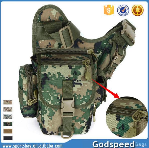Tactical Shoulder Bag Waterproof Waist Bag Hiking Sling Bag - Buy ...