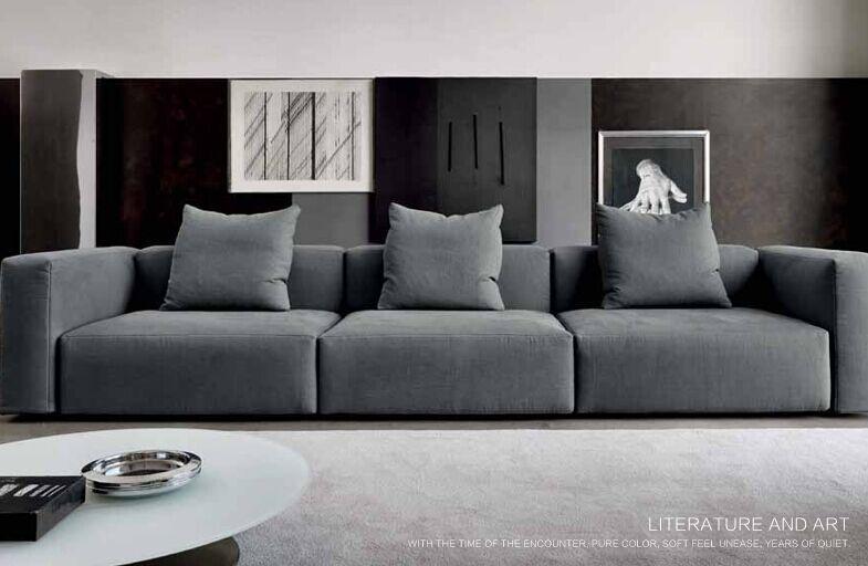 Moderno y contempor neo sof s de tela a precios bajos for Precios de sofas modernos