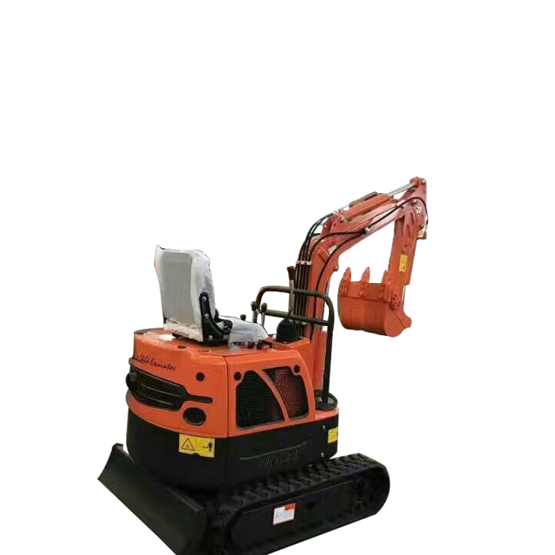 China hydraulic mini crawler excavator