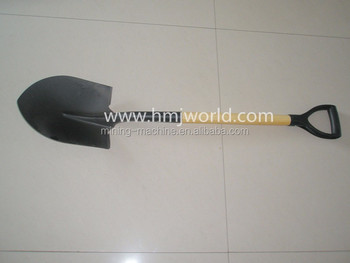 China Plastic Handle Grip Shovel