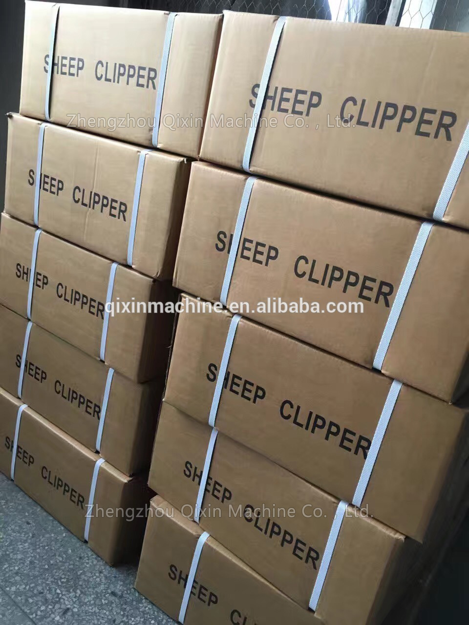 China factory hot sale electric sheep wool clipper/scissors to shear sheep