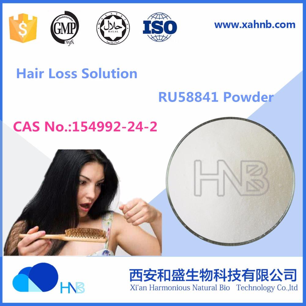 Ru58841 Hair Regrowth Powder Minoxidil With Best Price
