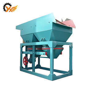 High recovery jig separator for extracting Tin ore mine