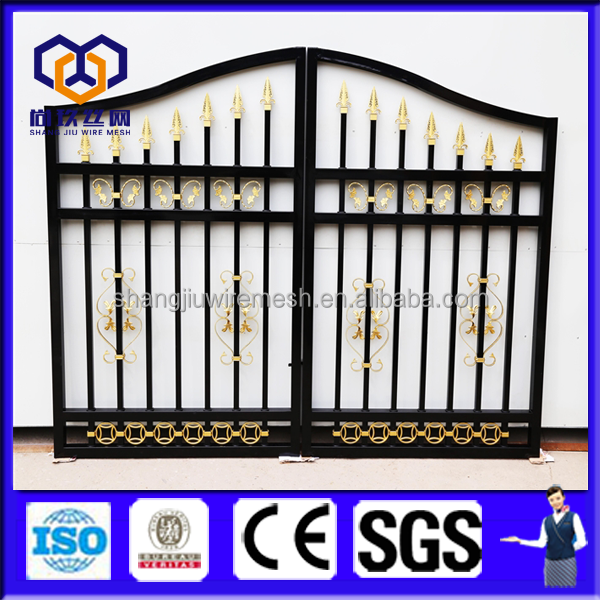 valla metlica rejilla de la puerta de casa diseo moderno puertas