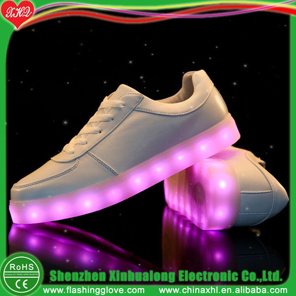 Led Cheap Price Party Glow Shoes For Adult xtqx1OwB80